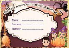 Imagini pentru halloween de colorat DIPLOMA