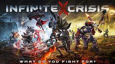 Infinite Crisis – darmowa gra MOBA (MMO)
