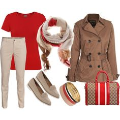 Casual Friday, created by annabouttown on Polyvore