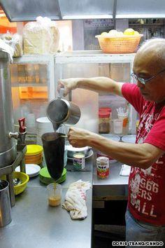Best Hong Kong milk tea/Tak Yu cha chaan teng. 17-18 Kwong Ming St., Wanchai, +852 2528 0713.