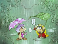 Jungle Kuro-bee ジャングル黒べえ 1973