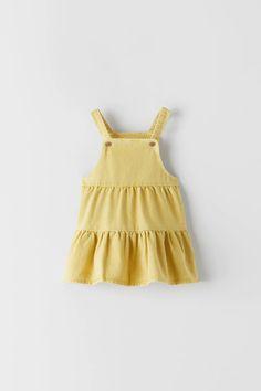 Vestidos Zara, Striped Shirt Dress, Gingham Dress, Baby Girl Dresses, Baby Boy Outfits, Baby Girls, Vestido Seersucker, Zara Outfit, Minimalist Dresses