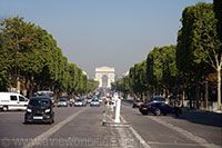 With its trademark wide sidewalks and looming Arc de Triomphe, the Champs Elysees is the most well-known shopping street in Paris. The Louis Vuitton shop at 101 Champs Elysees is an architectural gem as stunning as the company's signature bags. It's also the only one of its kind in the world. Venture off this street to another shopping stretch on Avenue Montaigne with shops like Dior, Chanel, Chloe and French fashion house Courrèges alongside international design powerhouses.