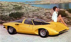 1969 Alpha Romeo P33 coupe