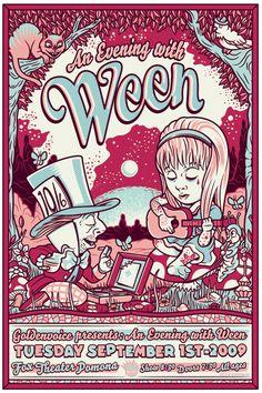 Ween, 2009, CA