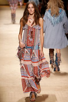 Etro Spring 2015 Ready-to-Wear Fashion Show - Josephine Le Tutour