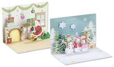 3D Popup-Karten sind Bastelsets für zwei hochwertige illustrierte Popup-Karten. Die Designs sind Geburtstag, Romantik, Frühling, Ganzjahr, Weihnachten. Mehr unter http://www.folia.de/epaper/folia_neuheitenkatalog_2016_2/catalog_7779151/#/14