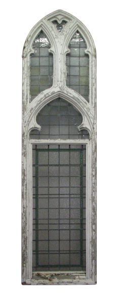 Columbus Architectural Salvage Gothic Divided Light