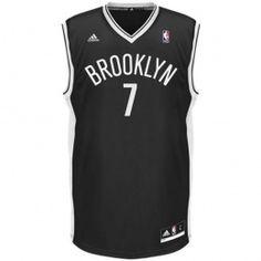 NBA ブルックリン・ネッツ ユニフォーム ロード Adidas #7 ジョー・ジョンソン - サッカーユニフォーム専門店|NBA・MLB・NFL|スポーツ用品通販