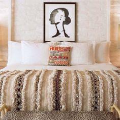 Parker Hotel. Palm Springs. Texture, neutral color scheme