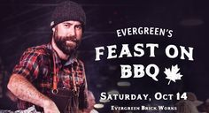 Evergreen Feast On B