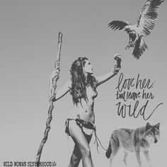 Love her but leave her wild - Atticus. PhotoArt: Shikoba. WILD WOMAN SISTERHOODॐ #WildWomanSisterhood #repinned #wildwoman #wildwomanmedicine #shikoba #embodyyourwildnature