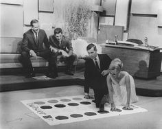 Happy Anniversary Reyn Guyer! It was 50 years ago today that Johnny Carson played Reyn's game Twister with Eva Gabor on the Tonight Show, and he was launched into Toy Creation History. Reyn,…