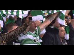 L'inno You'll never walk alone in Celtic vs Barcellona, 1/10/2013