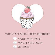 buy me food, make me food, be food #type #quote #food  http://www.jolie.de/bildergalerien/sprueche-essen-2734602.html