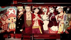 One Piece New World Wallpaper HD 2013