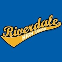 Riverdale High varsity tee - available in multiple styles! Archie Comics Riverdale, School Logo, School Shirts, Riverdale High School, Mens Tees, T Shirt, Crafts, Diy, Accessories