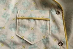 piping for clothing tutorial, plus lots of other cute clothing and kids sewing tutorials on Made by Rae