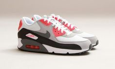 "Nike Air Max 90 Essential ""White/Cool Grey-Black"""
