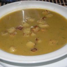 North Croatian Creamy Vegetable Soup Recipe