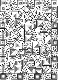 Adult Coloring (Doodles) is part of Geometric coloring pages - We do all kinds of textbooks illustrations, story books, story boards and doodle books Geometric Coloring Pages, Pattern Coloring Pages, Cool Coloring Pages, Mandala Coloring Pages, Coloring Books, Coloring Sheets, Free Adult Coloring, Printable Adult Coloring Pages, Coloring For Adults