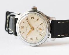Unisex wristwatch URAN  very rare mechanical watch  by SovietEra, $65.00
