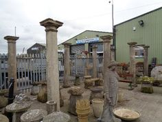 Frome Reclamation - Reclamation Yard