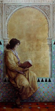 Hafsa Al-Rukiniya. José Luis Muñoz