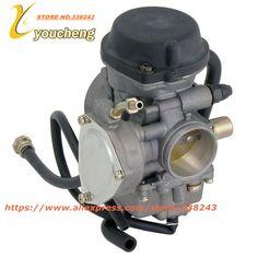 CFMOTO CF188 CF500 PD36 Carburetor With Enrichment Valve CF MOTO 500CC ATV UTV GO KART Parts 0180-100000 HYQ-CF500