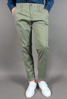 Pantalone Chino Samuel PP Miami Green