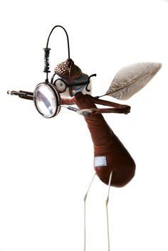 Brains Dust Identifying Apparatus for fairies Fairies, War, Manualidades, Faeries, Sprites, Elf