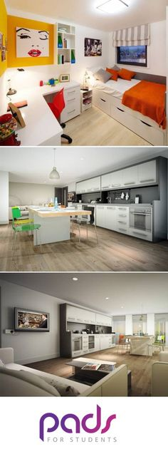 London Student Flat @Patrick Carder For Students  #Students    #londonflats #student #london #flats