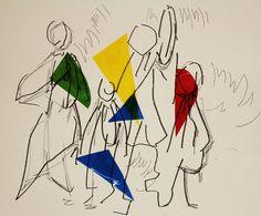 현대무용공연4::화려한 조명아래에서 추는 춤