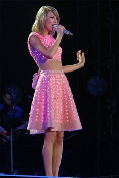 Neon Dress !!!! via Swift Network
