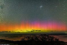 #1 Have You Ever Seen Aurora Australis? It Just Lit Up The Australian Sky And It's As Amazing As Its Northern 'Sister'