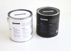 Jil Sander Paint (Student Project) on Packaging of the World - Creative Package Design Gallery