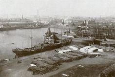 Alexandra Basin from 1920's #Dublin