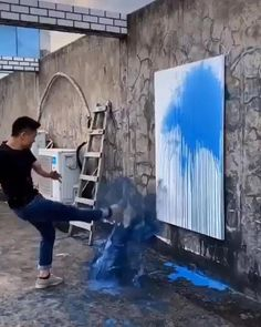 Art Discover Splashing some paint like a pro Illustration Inspiration, Beauty Illustration, 3d Art Drawing, Art Drawings, Instalation Art, Wow Art, Animes Wallpapers, Belle Photo, Painting Techniques