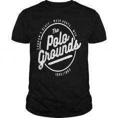 Awesome Tee The Polo Grounds america patriot USA t shirt Shirts & Tees