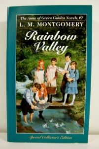 My fav L.M. Montgomery book. Part of the Anne of Green Gable series <3