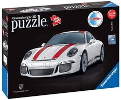 Buy Ravensburger: Jigsaw Puzzle - Porsche at Mighty Ape NZ. Challenge yourself with a piece puzzle from Ravensburger! Anyone who has a soft spot for the sought-after Porsche 911 R will be unable to resist. Puzzles Für Kinder, Jigsaw Puzzles For Kids, 100 Piece Puzzles, Shape Puzzles, Porsche 911 Gt2, Porche 911, Ravensburger Puzzle, Lamborghini Huracan, Aqua Doodle