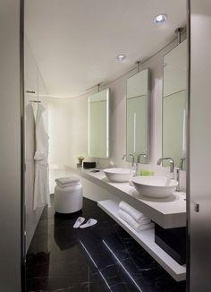 Modern bathroom - fine picture