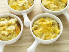 Baked Cheesy Grits Casserole Recipe