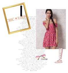 """Chiclookcloset I/5"" by m-sisic ❤ liked on Polyvore"