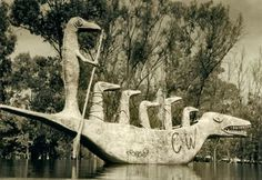 cocodrilo en chapultepec - leonora carrington