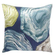 Agate Silk Pillow Cover $34