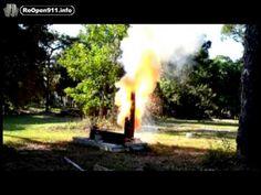 9/11 Thermate debate.  French engeneer experiments.    11-Septembre : Le Grand Débat de la Thermate