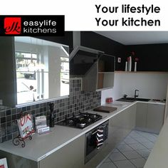 Have you visited our Showroom in George yet? Easylife Kitchens George has a number of our standard kitchen designs on display, fully equipped, to give you a better perspective of what you are buying.