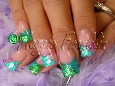 Rockstar Nails by Onykophile from Nail Art Gallery