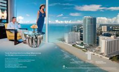 Now completely sold, Trump Hollywood is located on one of the most beautiful beachfronts in South Florida.